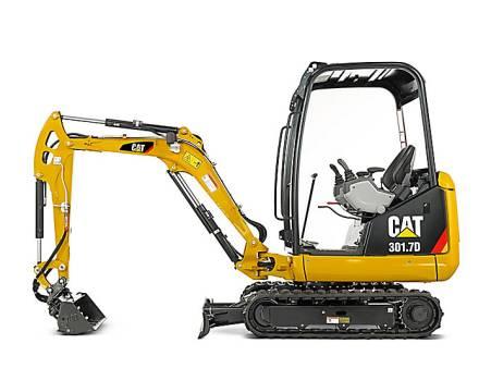 1.8 Tonne Mini Excavator for hire