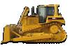 Dozer Caterpillar D6R