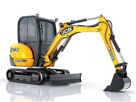 Mini Excavator 2.7 tonne for hire