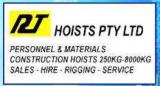 RJ Hoists Pty Ltd