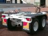 2007 AZMEB L120F Global Tandem Axle Dolly