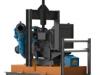 PUMP - OPEN FRAME SKID 150MM (6IN) CP150I