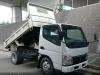 Mitsubishi FE Series Canter Tipper Truck