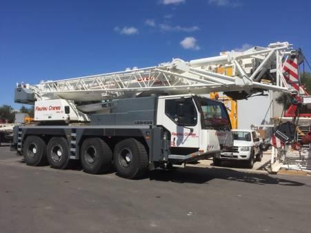 71 - 80 Tonne All Terrain/Rough Terrain Crane for hire
