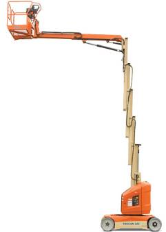 Vertical Personnel Lifts  4.6m 15ft for hire