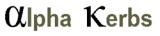 Alpha Kerbs