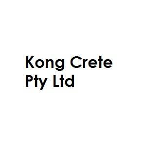 Kong Crete Pty Ltd