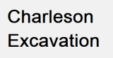 Charleson Excavation
