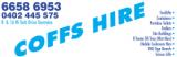 Coffs Harbour Container Sales & Hire