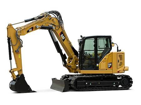 Caterpillar 308 8 Tonne Excavator for hire