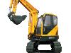 Hyundai R60CR-9 6 Tonne Excavator