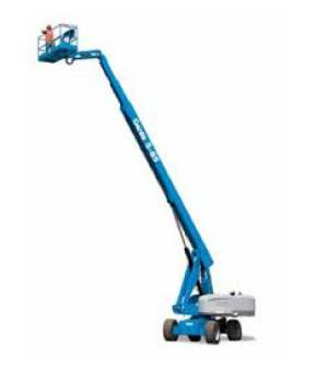 Straight Boom Lifts Diesel Rough Terrain 43.3m 135ft for hire
