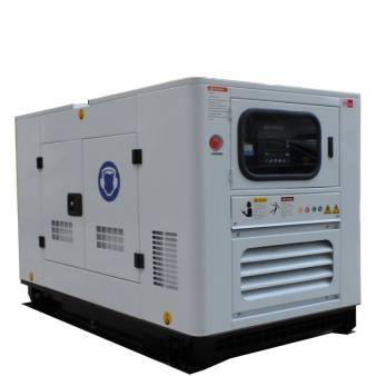 Generators Three Phase 40 kva Invertor diesel silenced for hire