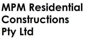MPM Residential Constructions Pty Ltd