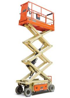 Scissor Lift - JLG 2030ES for hire