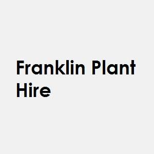 Franklin Plant Hire