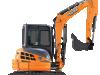 CASE CX55 5.5 Tonne Mini Excavator