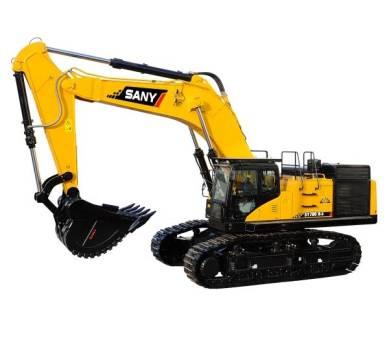 36 - 40 Tonne Excavator for hire