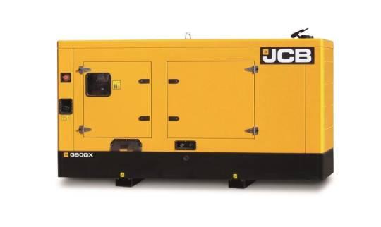 JCB 700kVA Diesel Generator for hire