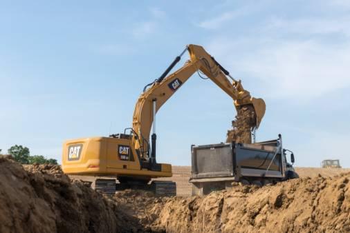Caterpillar 330 Next Gen  Excavator for hire