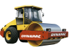 Dynapac CA362 15 Tonne Padfoot Roller