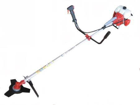 Brushcutter for hire