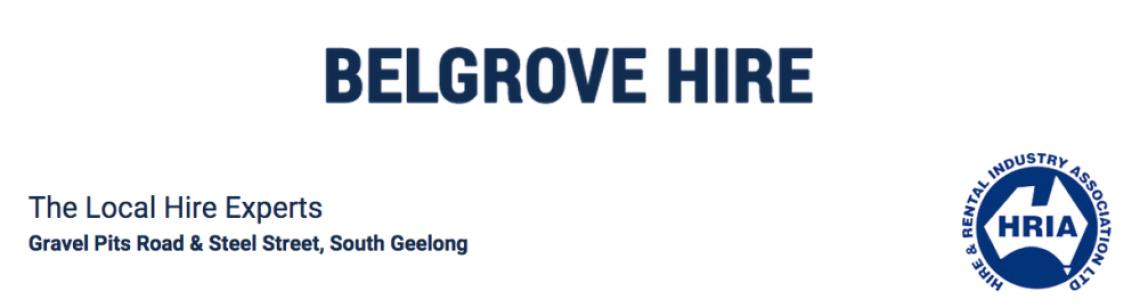 Belgrove Hire