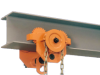 GIRDER TROLLEYS GEARED