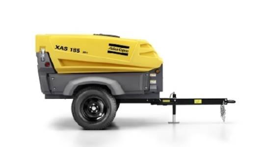 185 CFM Compressor for hire