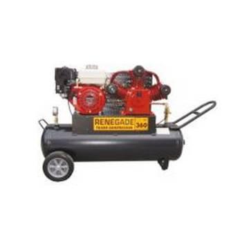 12 CFM Petrol Powered Air Compressor for hire