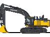 58 Tonne Excavator - Liebherr R954C (HD)