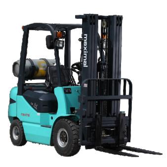 Forklift 1 tonne for hire