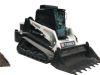 Terex PT-80 Tracked Skid Steer Loader