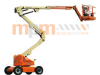 45ft Electric Knuckle Boom