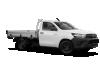 Toyotya Hilux Ute Ttop 2010 2x4