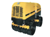 Articulated Remote Trench Roller