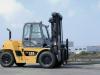 Caterpillar DP120N 12 Tonne Forklift