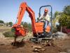 Kubota K00-8 1 Tonne Excavator