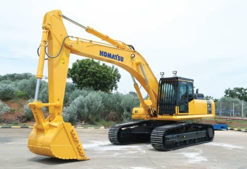 PC350 Excavator for hire