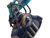Crusher Bucket Attachment