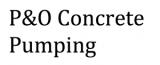 P&O Concrete Pumping