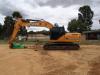 Case 210 21 Tonne Excavator with Rockbreaker