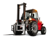 Manitou M-X 50-4 5 Tonne All Terrain Fork Lift (4WD)
