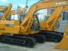 Kato HD512V - Excavator
