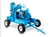 100mm Diesel High Head (82 l/s) Silenced Fuel Pump
