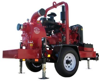Diesel Self Priming Pump HH160 for hire