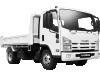 Isuzu NPR 300 Tipper Truck