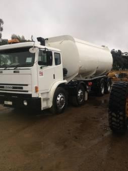 21,000 - 30,000 Litre Water Truck
