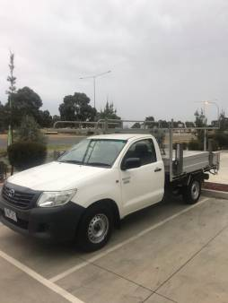 Single Cab UTE