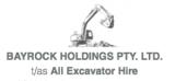 All Excavator Hire
